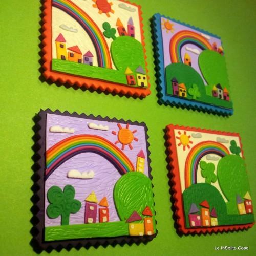 Quadri magnetici – Stamps 2013