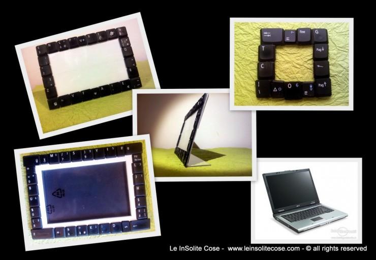 KEYBOARD ART Nuova vita per un vecchio portatile ACER TRAVELMATE