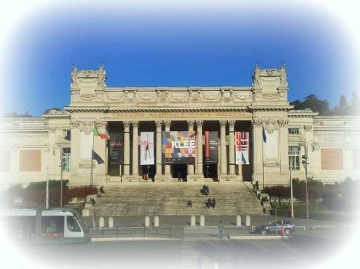 Visita alla Galleria d'Arte Moderna (Roma)