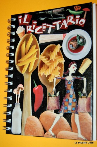 Quaderno a spirale – Ricettario 2011