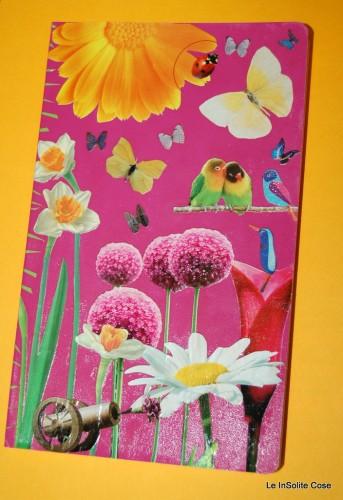 Quaderno Moleskine – FlowerPower 2011