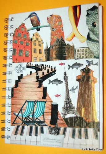 Quaderno a spirale – Viaggi 2011