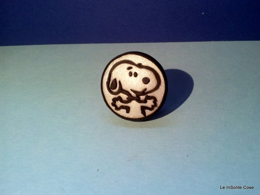 Anello Snoopy – 2012