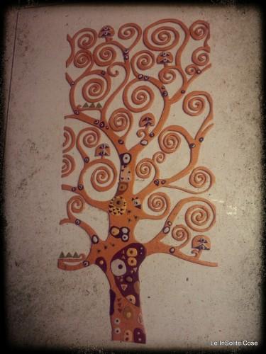 Making of: Albero della Vita – Klimt project 2013