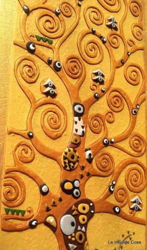 """Albero della Vita """"Oro su oro"""" – Klimt project 2013"""