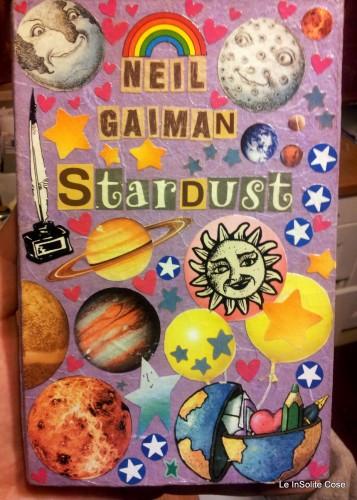 Copertina personalizzata. Stardust – 2013