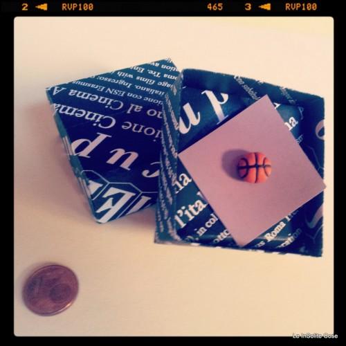 Orecchino Basketball – 2013