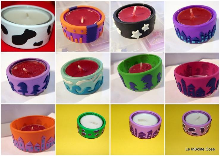 PORTACANDELE - Candle holders