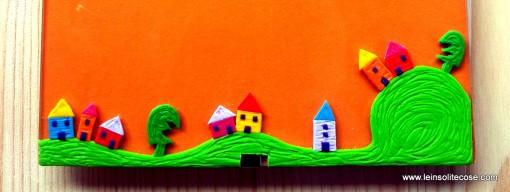 cornici a giorno con decorazioni in fimo - www.leinsolitecose.com  (1)