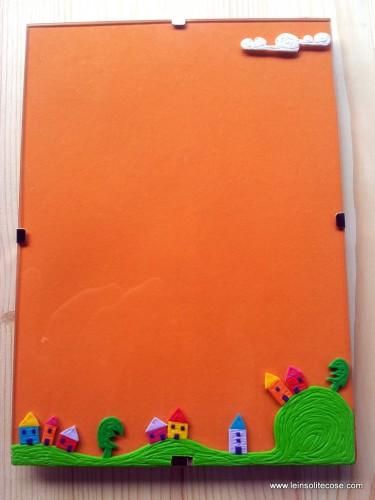 cornici a giorno con decorazioni in fimo - www.leinsolitecose.com  (2)
