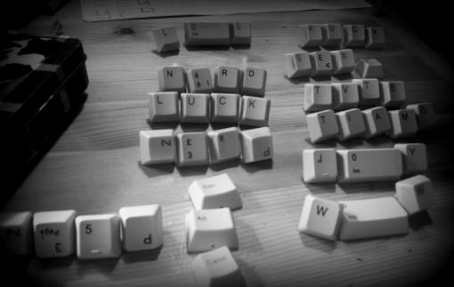 Making of – Bracciali e Portachiavi tastiera PC