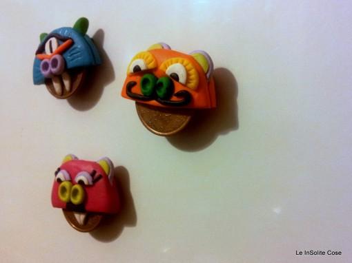 spicciotti - handmade with fimo by www.leinsolitecose.com