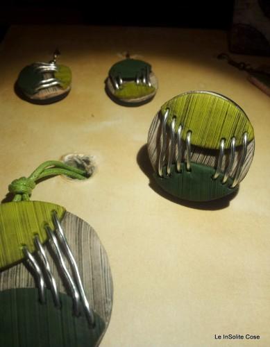 """Parure """"Fimenstein"""" Verde – 2014"""