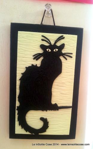 Disegni in rilievo – Le Chat Noir – 2014