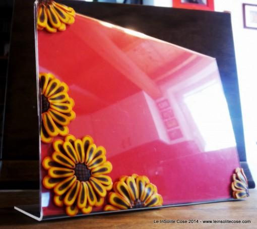 Cornici in Plexiglass con decorazioni