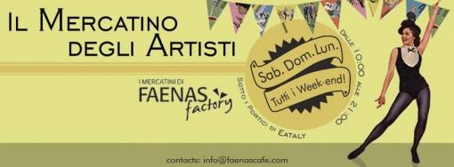 dal 15 al 17 Marzo presso il Mercato delgli Artisti di Eataly Roma - www.leinsolitecose.com