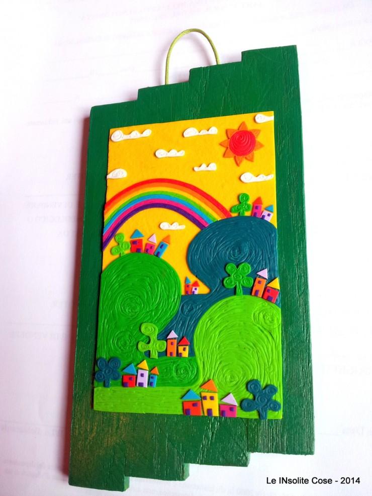 Disegni in Fimo - Paesaggio Verde - le INsolite Cose - www.leinsolitecose.com (2)