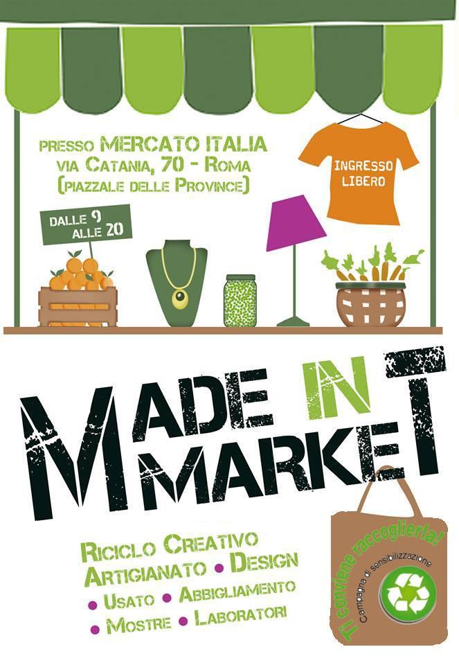 Made in Market by Eco.logic - Mercato a Via Catania