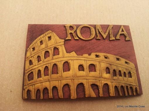 Magneti Colosseo artigianali – 2014