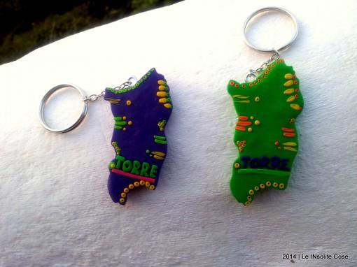 Portachiavi personalizzati: Sardegna