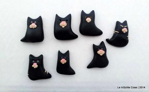 I gatti (neri) della Torre – Calamite