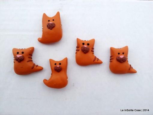 I gatti (rosci) della Torre – Calamite