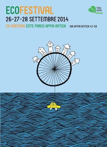 le InSolite Cose al Think Green Eco festival 2014