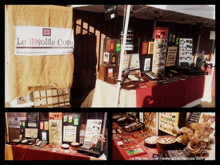 Le inSolite cose al mercatino degli artisti di eataly