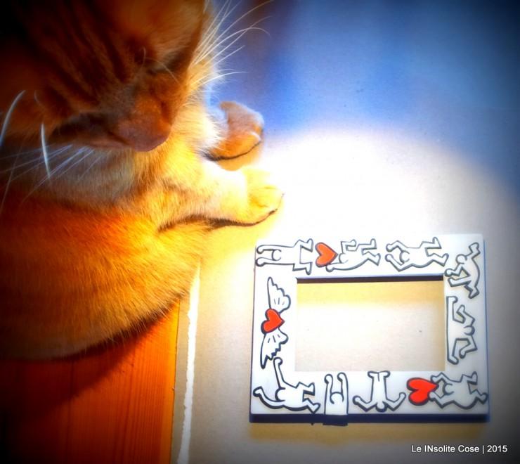Cornice Portafoto Keith Haring - Una richiesta - Le INsolite Cose 2015 (3)