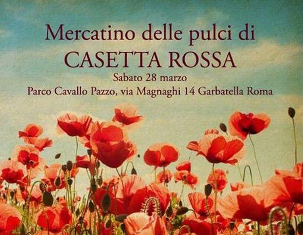 LE INsolite Cose al mercatino delle pulci di Casetta Rossa 28 marzo 2015 - 1