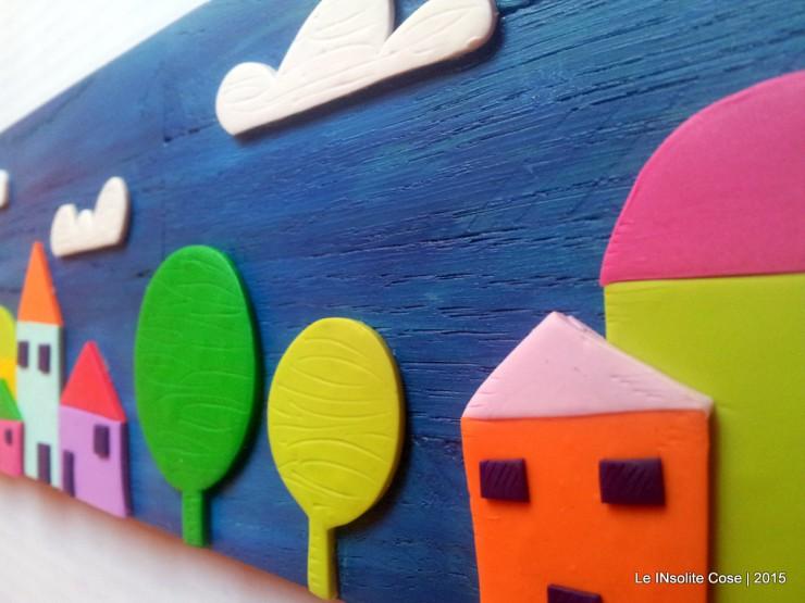 decorazione murale - Il Sole c'è ma non si vede - le INsolite cose 2015  (5)