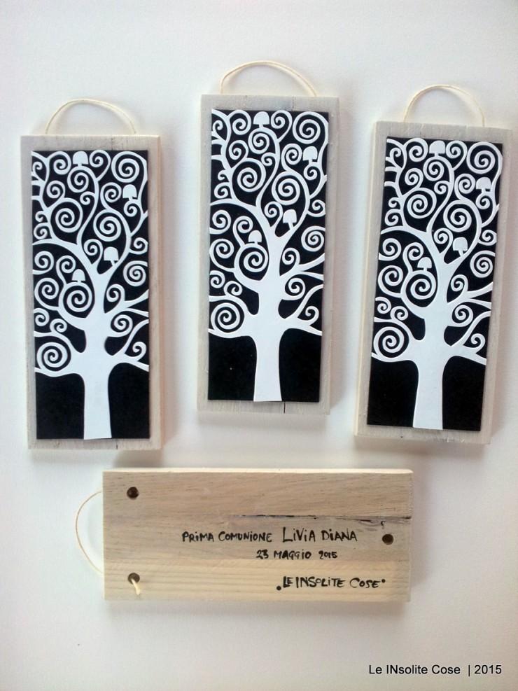 albero della vita - bomboniere comunione livia - handmade in Italy - Le INsolite Cose 2015 (30)