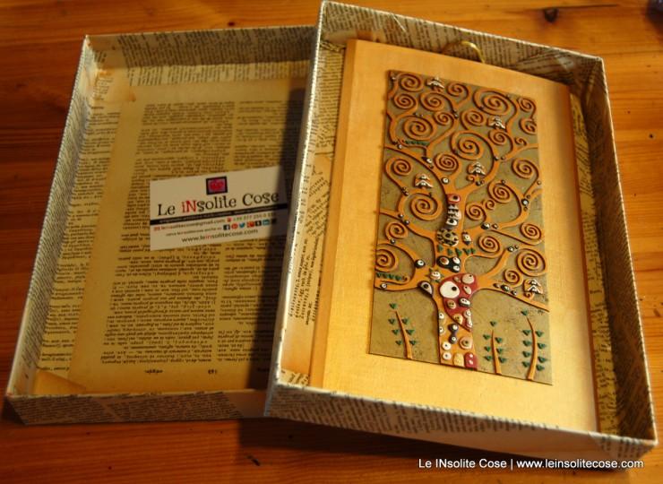 Regalo per matrimonio: Albero della Vita personalizzato con dedica e scatola - Le INsolite Cose