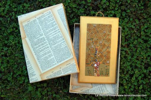 Albero della Vita personalizzato con dedica e scatola INsolita – una richiesta
