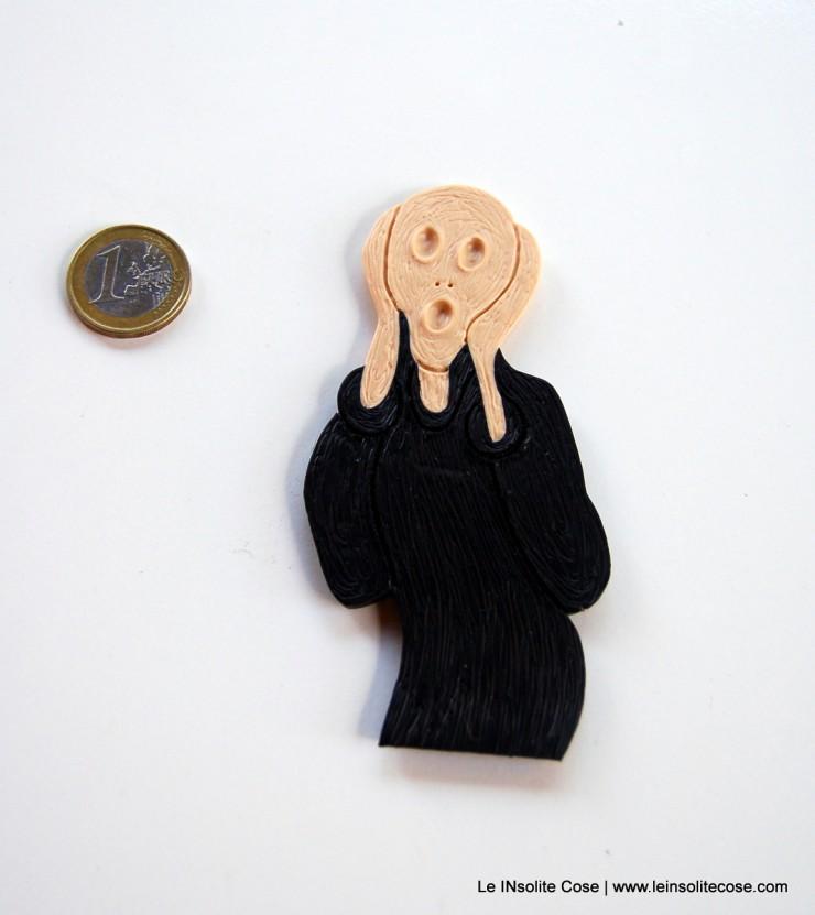 Calamite artigianali Urlo di Munch - Le INsolite Cose 2015 (2)