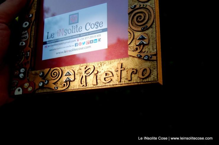 Cornice Portafoto personalizzata con nomi Albero della Vita - le INsolite Cose 2015 (32)