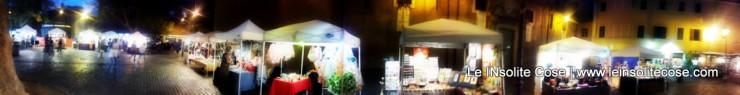 Le INsolite Cose a Trastevere settembre 2015 - Mercato Arts and Crafts di Trastevere (2)
