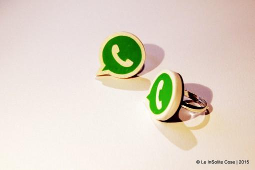 Anello WhatsApp – un divertissement