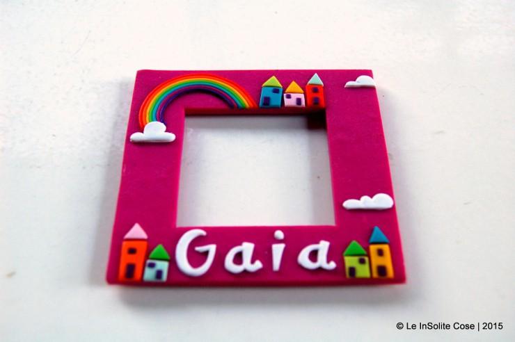 Cornici portafoto con arcobaleno personalizzate - le INsolite Cose (3)