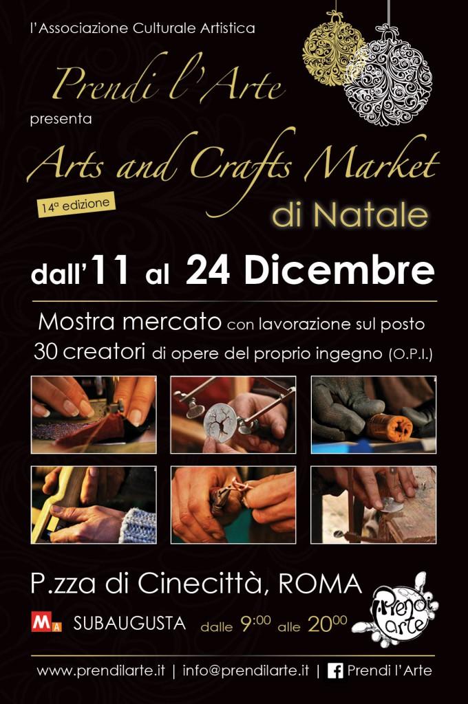 Arts-and-Crafts-Market-di-Natale---Prendi-l'Arte-a-Piazza-di-Cinecitta---2015