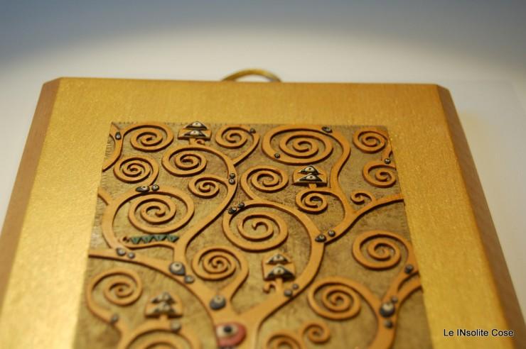 Albero della Vita di Klimt artigianale regalo di nozze bomboniera matrimonio - le INsolite Cose 2015 (4)