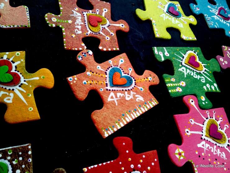 Calamite puzzle personalizzate bomboniera battesimo - le INsolite Cose 2016 (1)