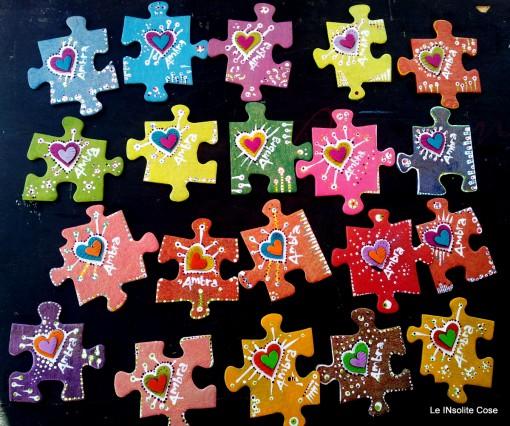 Calamite puzzle personalizzate con nome – una richiesta per bomboniera