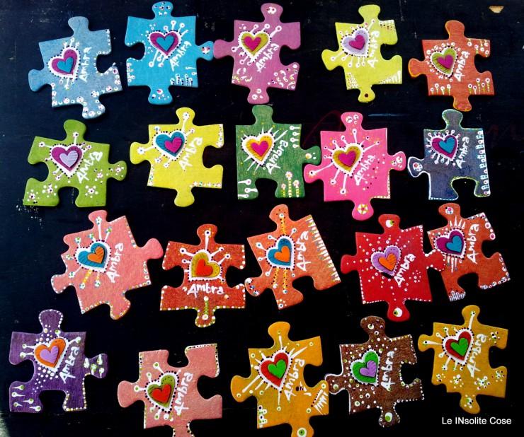 Calamite puzzle personalizzate bomboniera battesimo - le INsolite Cose 2016 (11)
