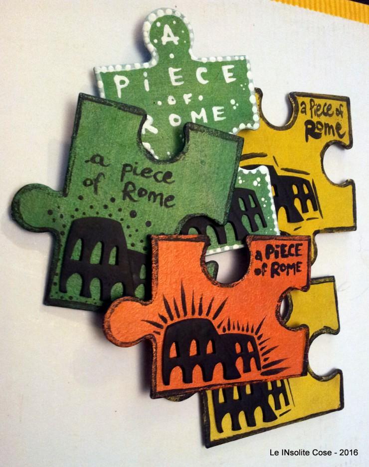 Calamite Puzzle a Piece of Rome - le INsolite Cose 2016 (1)