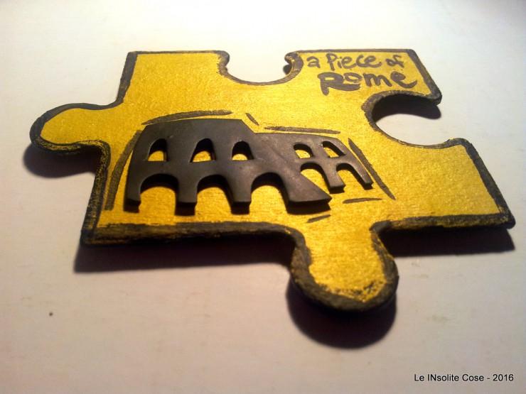 Calamite Puzzle a Piece of Rome - le INsolite Cose 2016 (5)