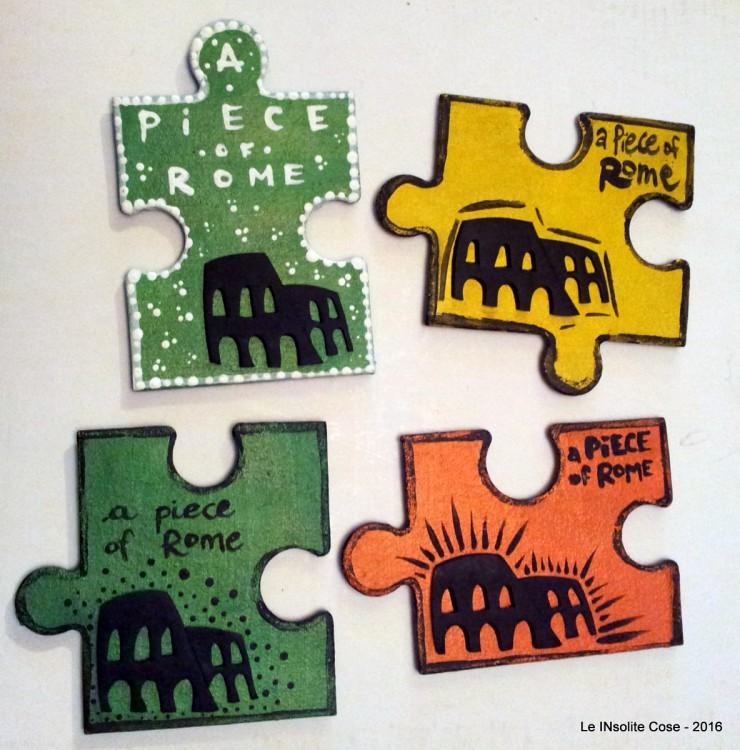 Calamite Puzzle a Piece of Rome - le INsolite Cose 2016 (8)