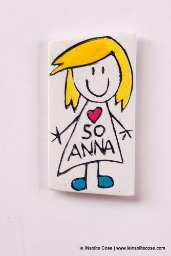 """Calamite """"Anna 50"""" – una richiesta"""