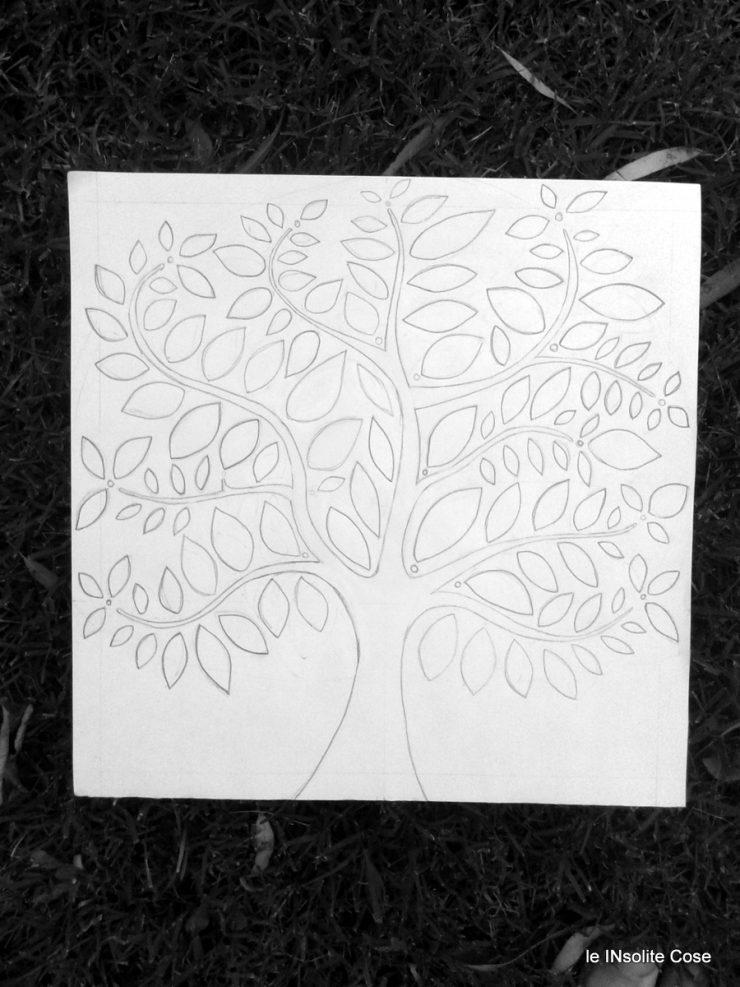 Un nuovo albero - bozza - le INsolite Cose 2016
