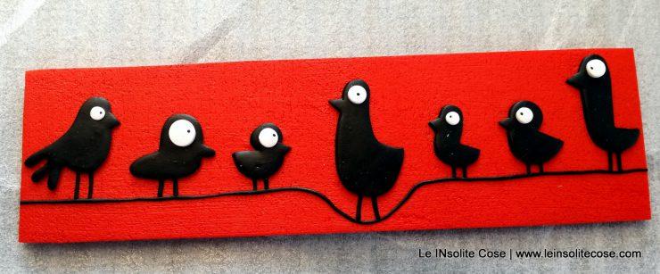 Calamite uccellini